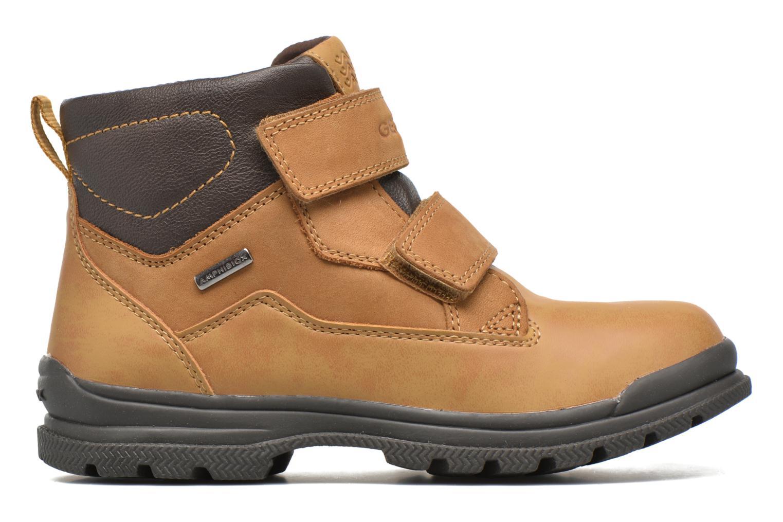 Bottines et boots Geox J William B Abx A J6431A Beige vue derrière