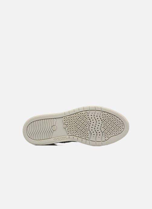 Sneakers Geox J Creamy E J62L5E Zilver boven