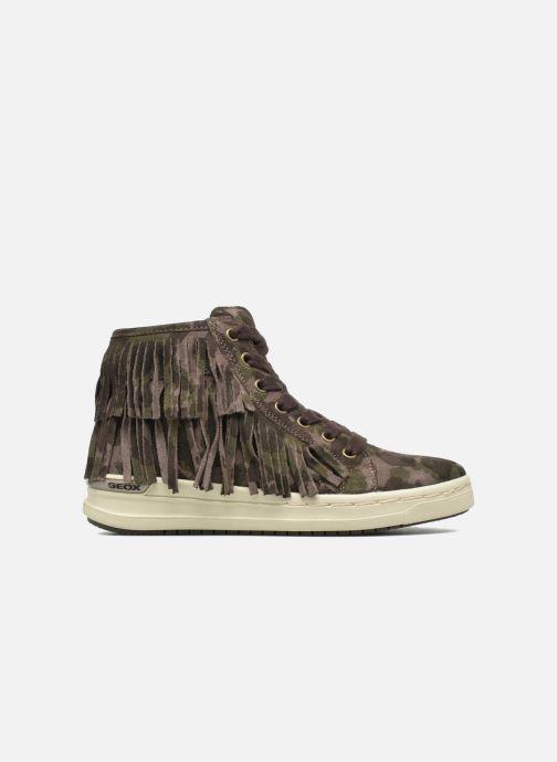 Sneakers Geox J Aveup G. F J641ZF Groen achterkant