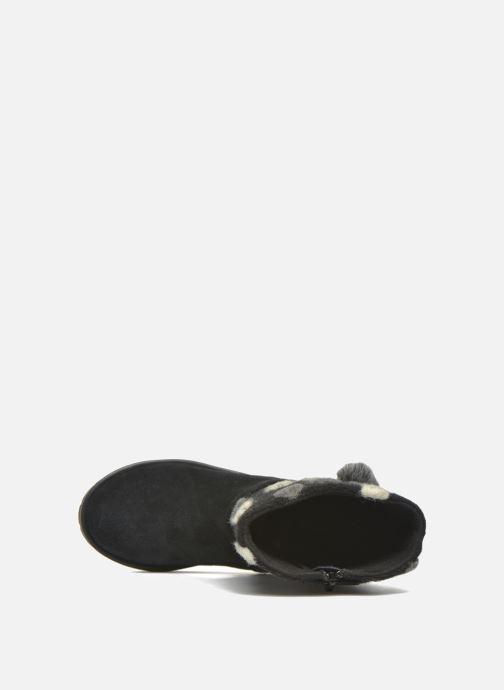 Geox J Noha A J6460A Boots & wellies in Black at Sarenza.eu