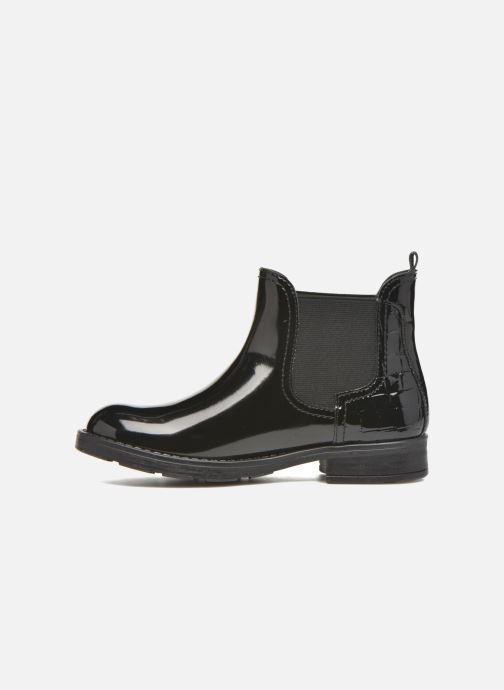Boots en enkellaarsjes Geox J Sofia A J64D3A Zwart voorkant