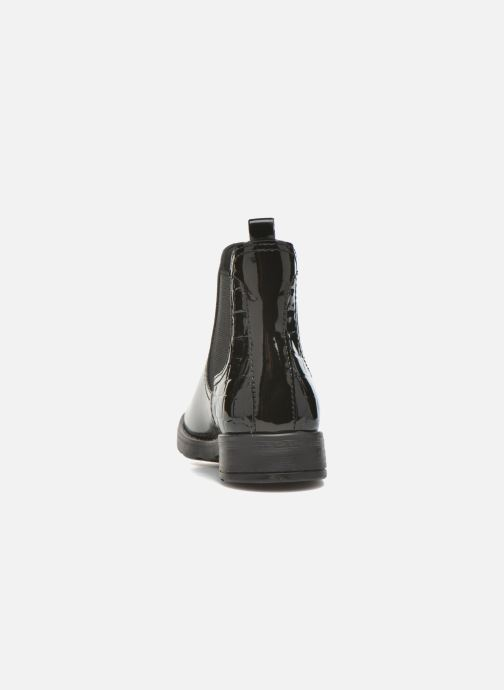 Boots en enkellaarsjes Geox J Sofia A J64D3A Zwart rechts