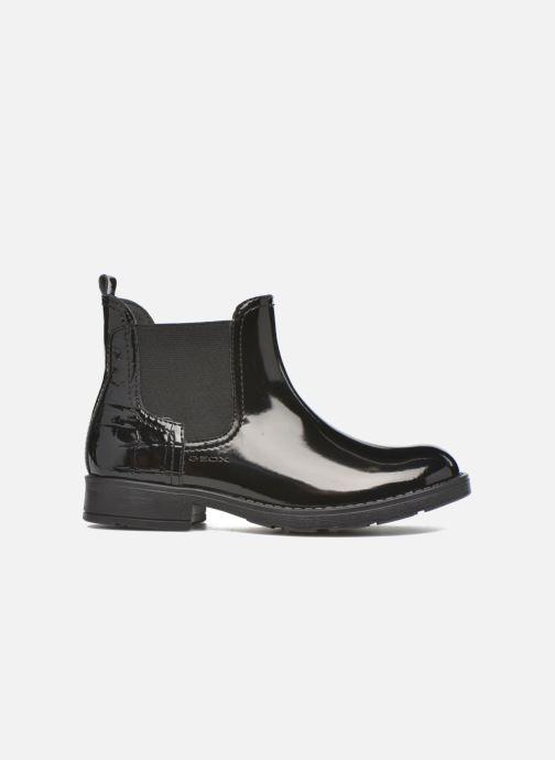 Boots en enkellaarsjes Geox J Sofia A J64D3A Zwart achterkant