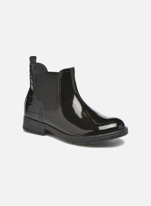 Boots en enkellaarsjes Geox J Sofia A J64D3A Zwart detail