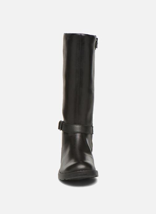 Støvler & gummistøvler Geox J Sofia B J64D3B 2 Sort se skoene på