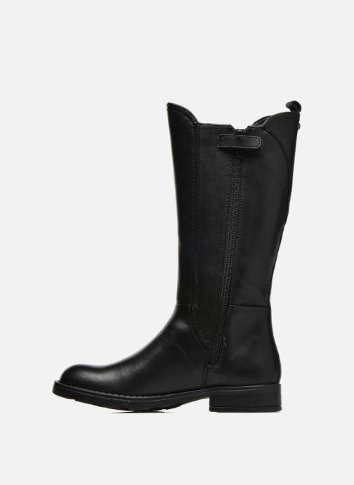 Boots & wellies Geox J Sofia C J64D3C Black front view