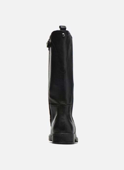 Boots & wellies Geox J Sofia C J64D3C Black view from the right