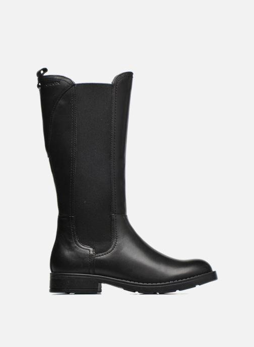 Boots & wellies Geox J Sofia C J64D3C Black back view