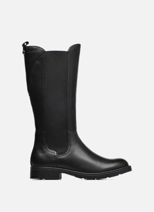 Boots & wellies Geox J Sofia C J64D3C Black back view