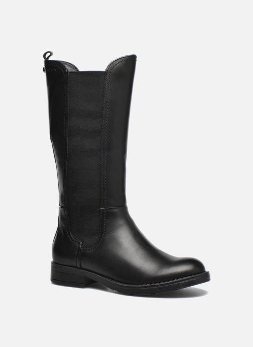 Boots & wellies Geox J Sofia C J64D3C Black detailed view/ Pair view