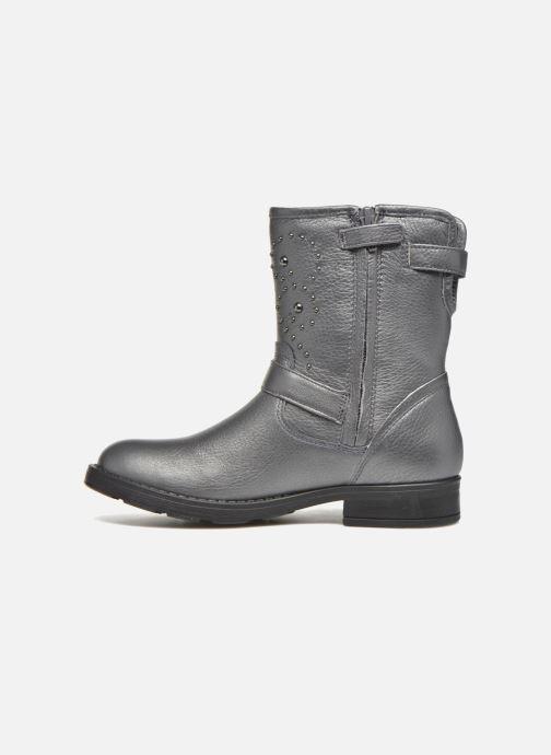 Boots & wellies Geox J Sofia D J64D3D Grey front view