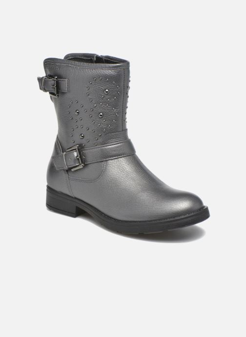 Boots & wellies Geox J Sofia D J64D3D Grey detailed view/ Pair view
