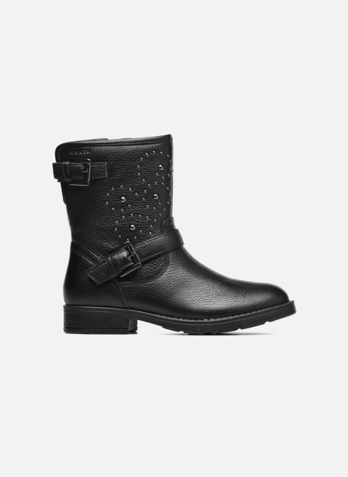 Boots & wellies Geox J Sofia D J64D3D Black back view