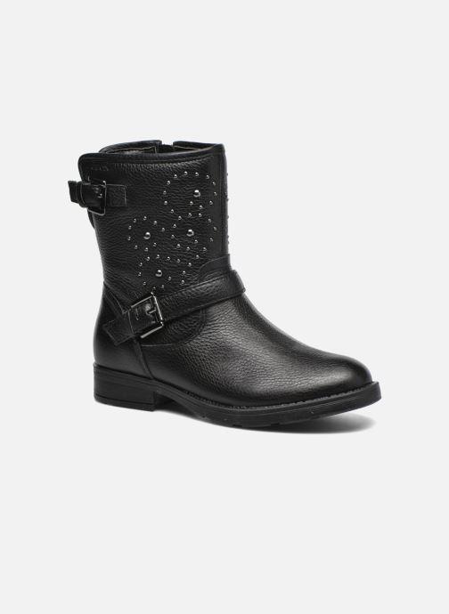 Boots & wellies Geox J Sofia D J64D3D Black detailed view/ Pair view
