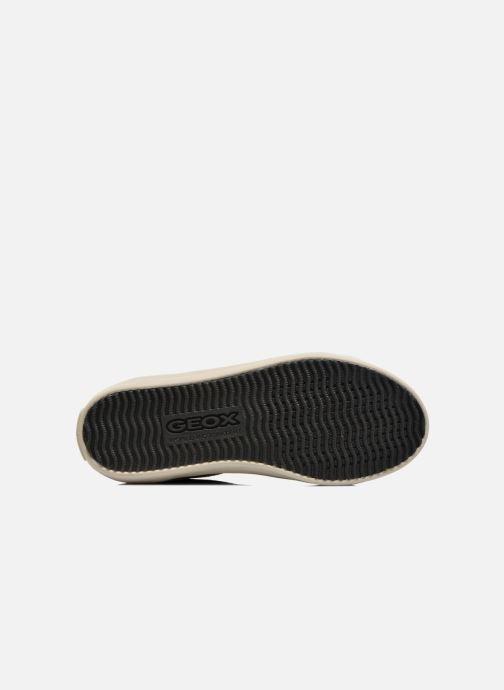 Sneakers Geox J Kiwi G. B J64D5B Groen boven