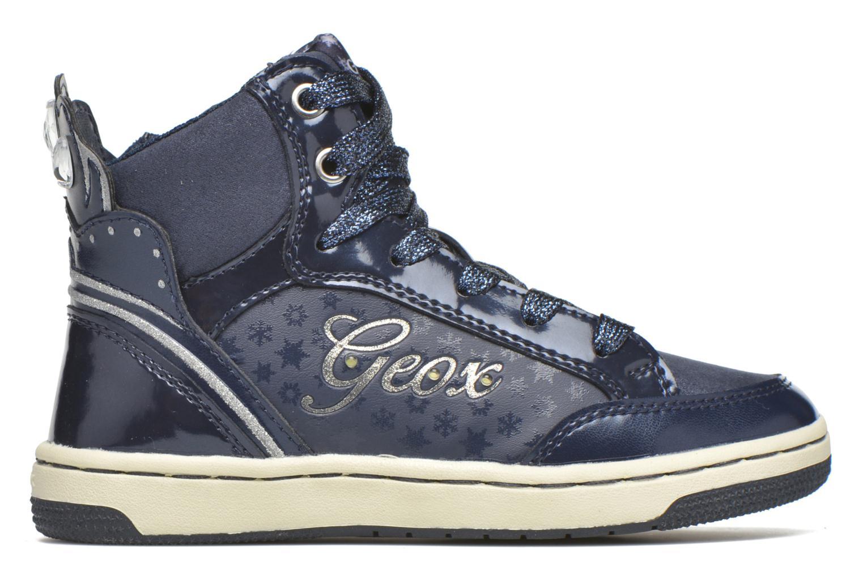 Baskets Geox J Creamy C J64L5C Bleu vue derrière