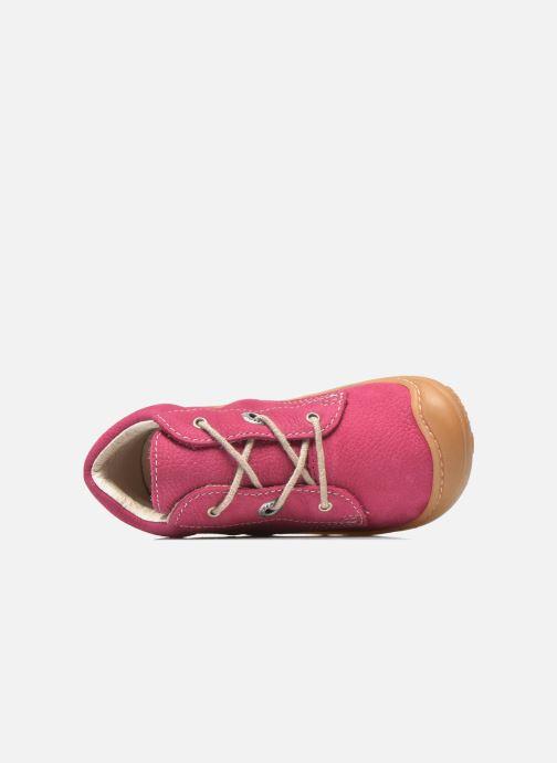 Bottines et boots Pepino Cory Rose vue gauche