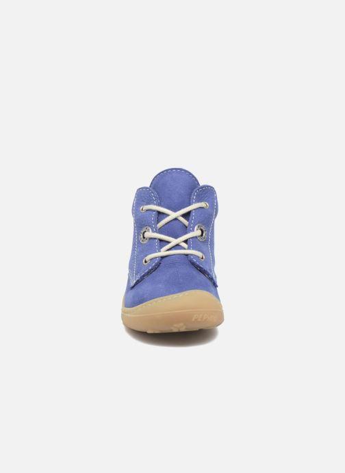 Boots en enkellaarsjes PEPINO Cory Blauw model