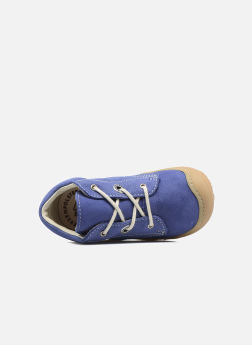 Bottines et boots Pepino Cory Bleu vue gauche
