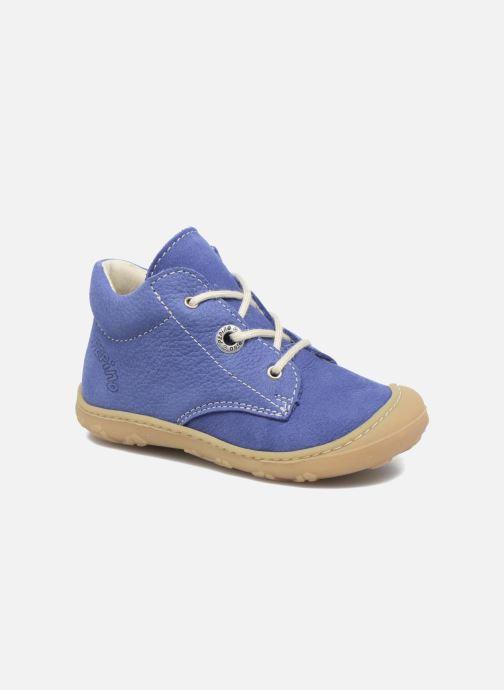 Bottines et boots Pepino Cory Bleu vue détail/paire