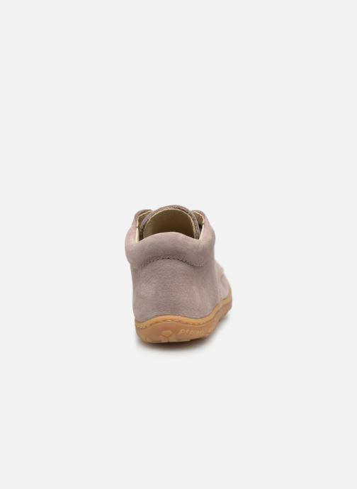 Bottines et boots PEPINO Cory Violet vue droite