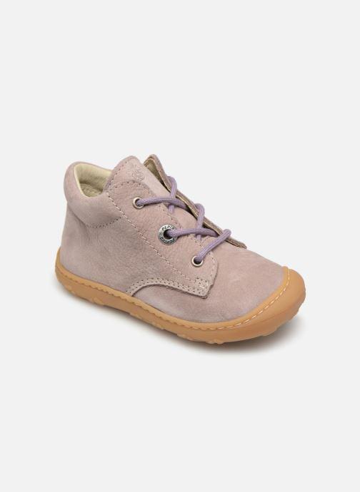 Bottines et boots PEPINO Cory Violet vue détail/paire