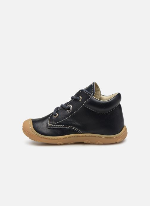 Ankle boots PEPINO Cory Blue front view
