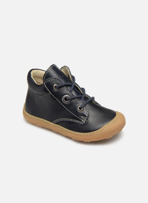 Boots en enkellaarsjes PEPINO Cory Blauw detail