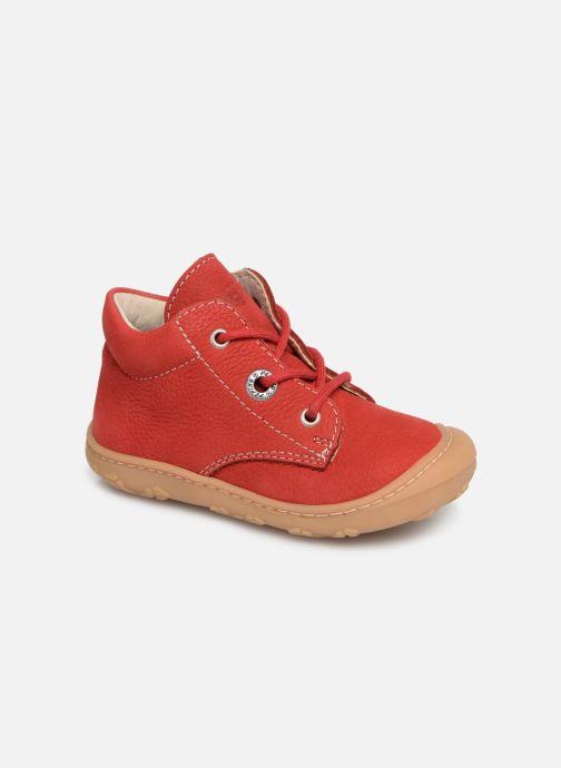 Boots en enkellaarsjes Pepino Cory Rood detail