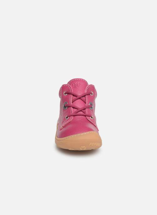 Ankelstøvler Pepino Cory Pink se skoene på