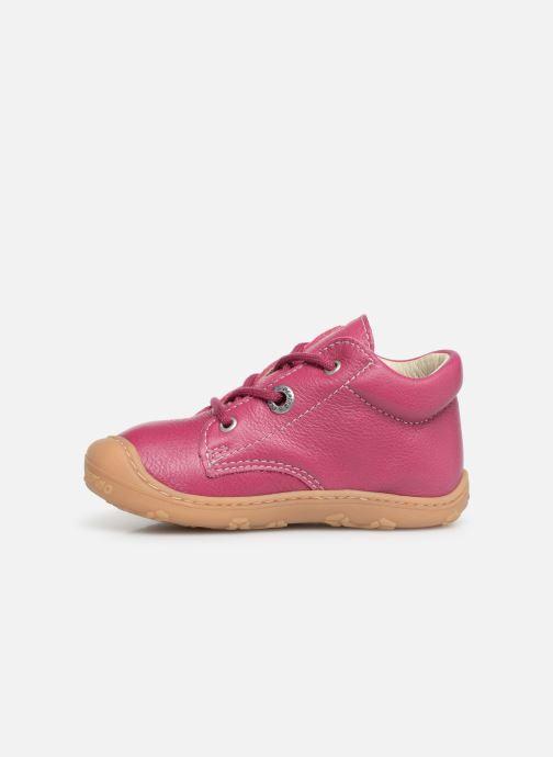Boots en enkellaarsjes PEPINO Cory Roze voorkant