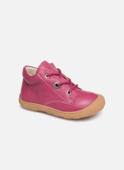 Ankelstøvler Pepino Cory Pink detaljeret billede af skoene