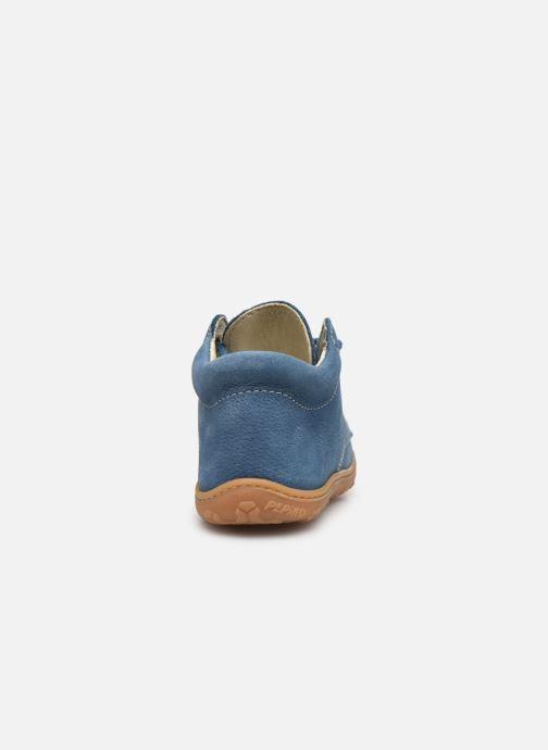 Stiefeletten & Boots Pepino Cory blau ansicht von rechts