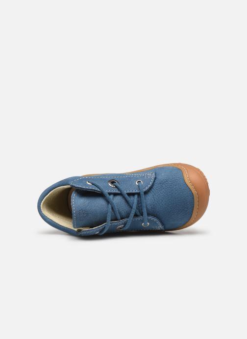 Stiefeletten & Boots Pepino Cory blau ansicht von links