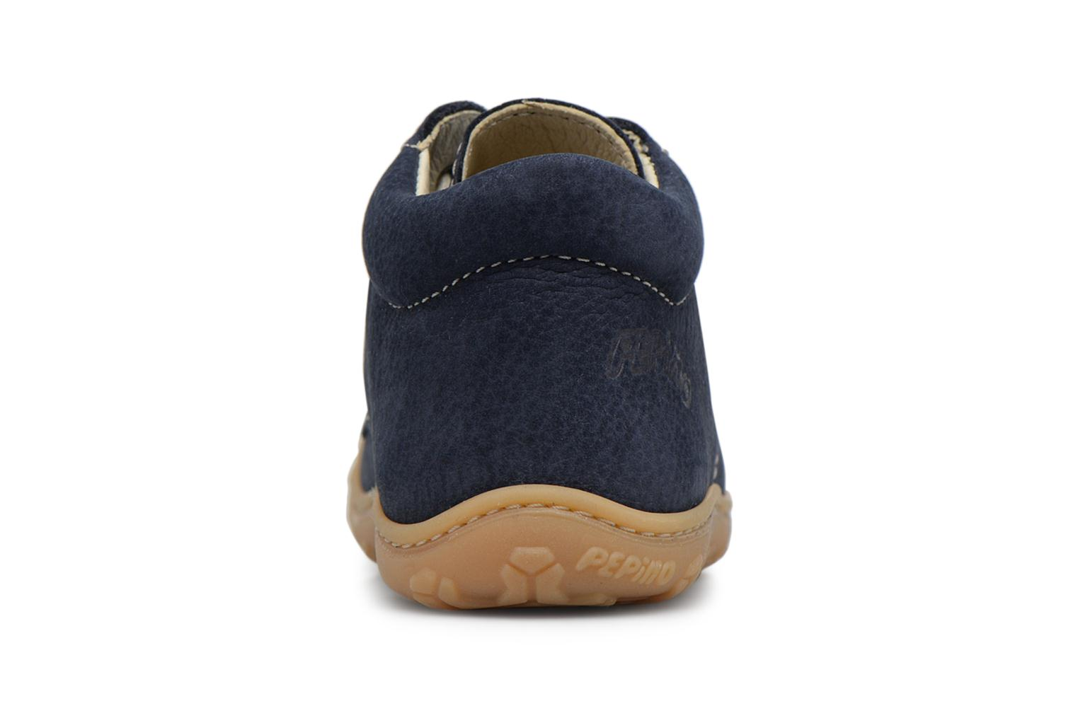 Ankle boots PEPINO Cory Blue view from the right