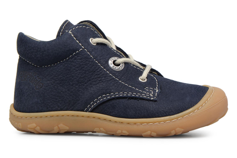 Bottines et boots PEPINO Cory Bleu vue derrière