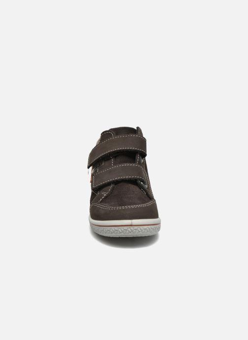Baskets Pepino Kimo Noir vue portées chaussures