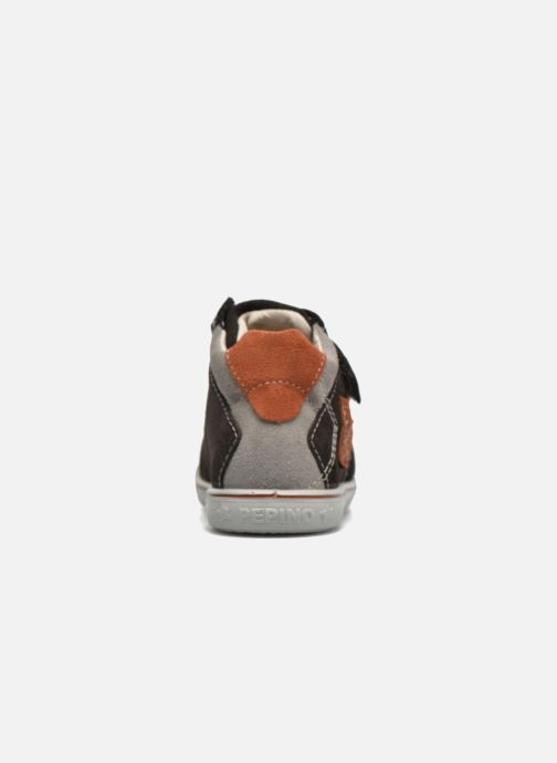 Sneakers PEPINO Kimo Nero immagine destra