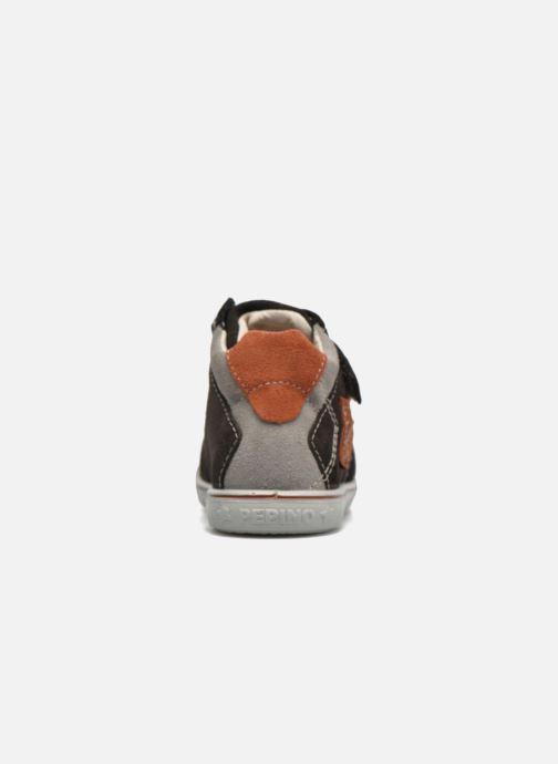 Baskets Pepino Kimo Noir vue droite