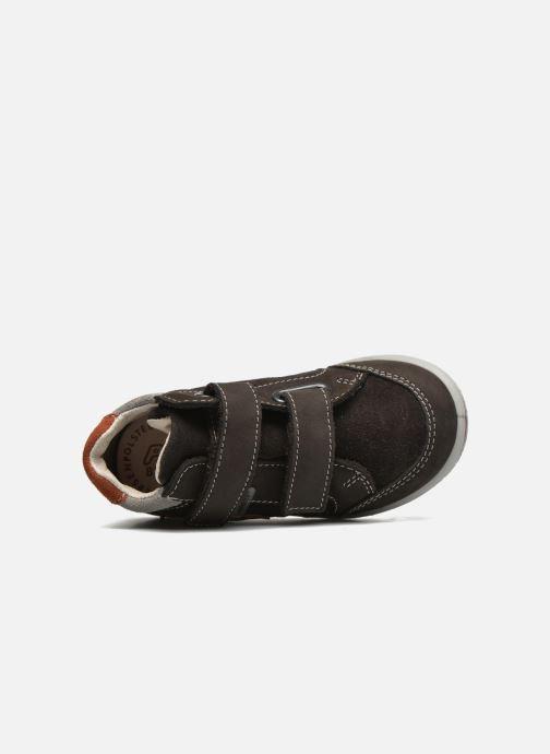 Sneakers PEPINO Kimo Nero immagine sinistra