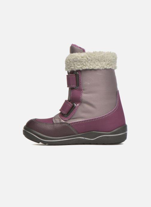 Bottines et boots Pepino Fenya Violet vue face