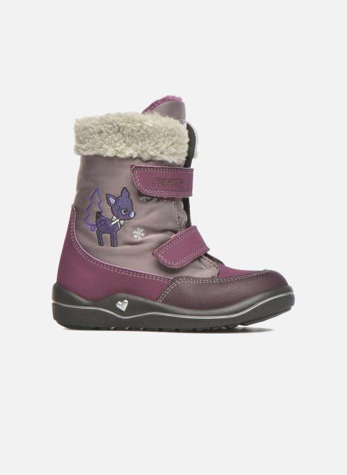 Bottines et boots Pepino Fenya Violet vue derrière