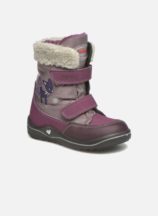 Bottines et boots Pepino Fenya Violet vue détail/paire