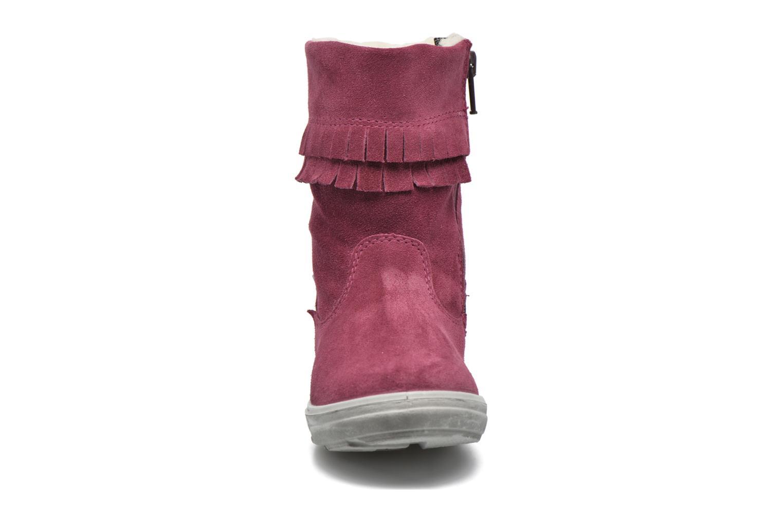 Boots & wellies PEPINO Dani Purple model view
