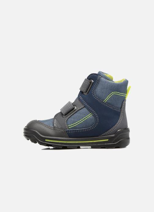 Bottines et boots Pepino Friso Bleu vue face