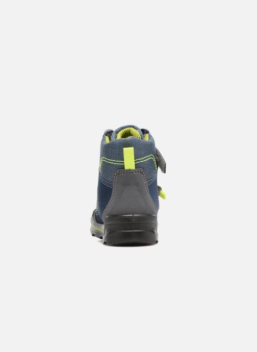 Bottines et boots Pepino Friso Bleu vue droite