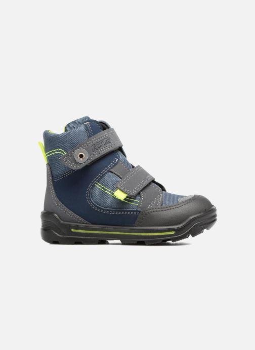 Bottines et boots Pepino Friso Bleu vue derrière