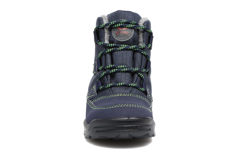 Bottines et boots PEPINO Emil Bleu vue portées chaussures
