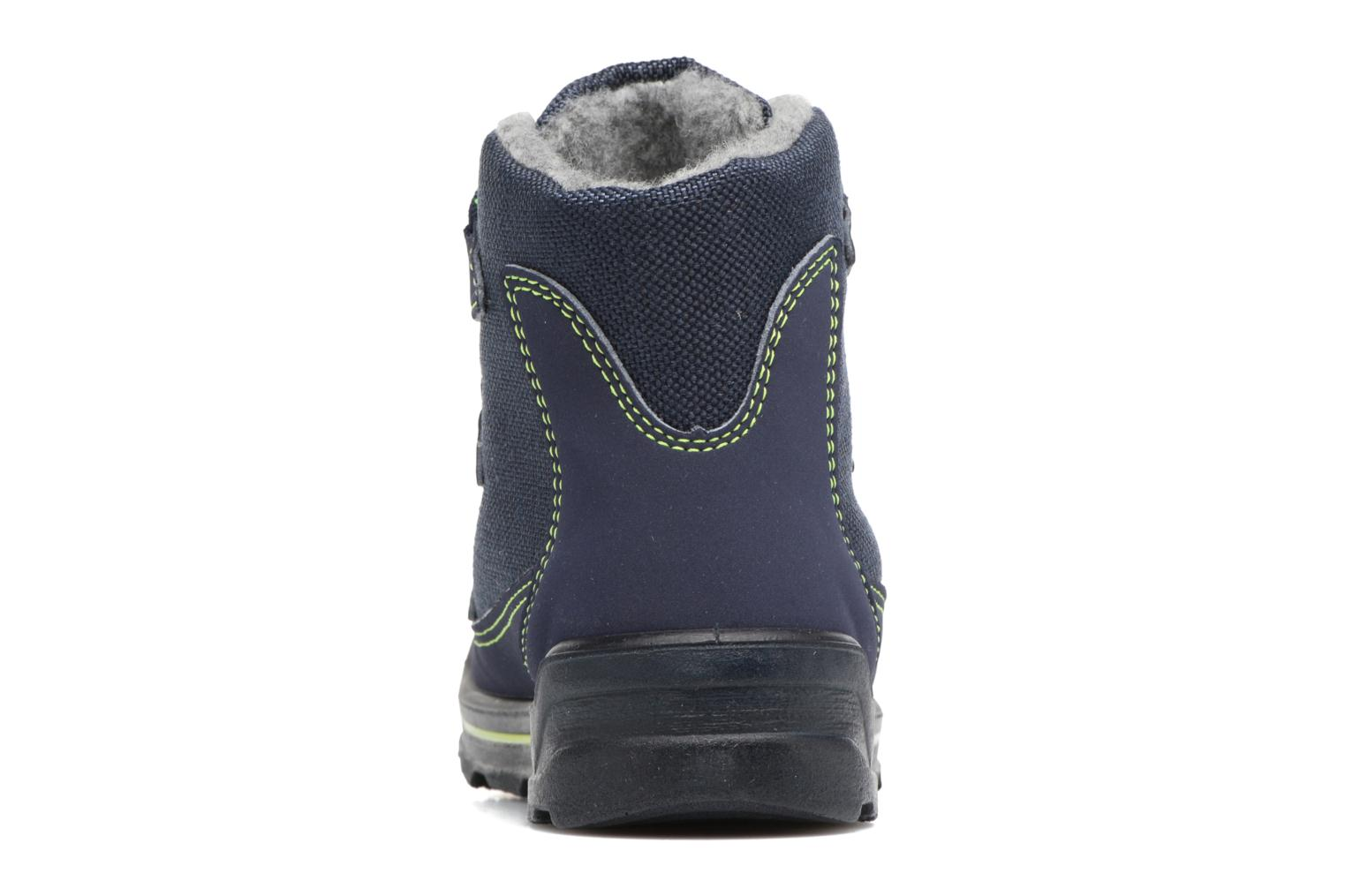 Ankle boots PEPINO Emil Blue view from the right