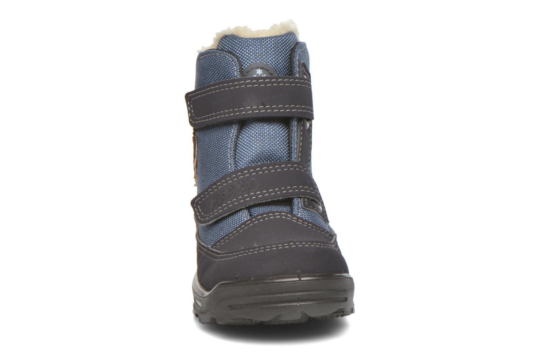 Bottines et boots PEPINO Foxy Bleu vue portées chaussures